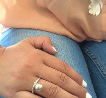 Ring Silverkula