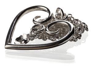 Halsband Kurbitshjärta